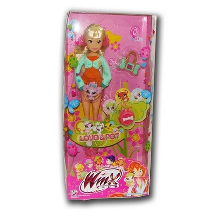 Детская игрушка WinX  Стелла, Домашние любимцы