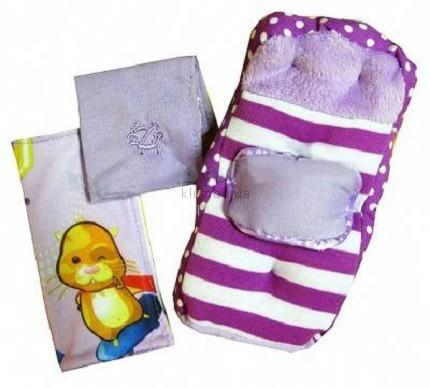 Детская игрушка Zhu Zhu Pets Фиолетовый шезлонг