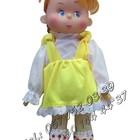 Смешные мягконабивные куколки.Клоун. Производство Украина
