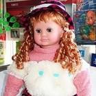 """Интерактивная говорящая кукла """"Ксюша"""" Limo Toy 5330"""