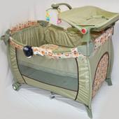Детская кровать-манеж Sigma F-E-T