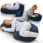 Подушка для беременных Буква С Grasha+ наволочка