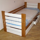 Односпальная кровать Полина
