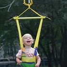 Прыгунки - тарзанка для детей с 5-ти месяцев