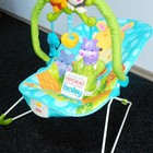 Прокат кресло-шезлонг Fisher-Price Любимая планета