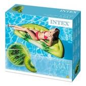Intex Плотик 58764 Долька Киви 178х85см