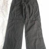 Льняные брюки. Разм. 44-46.