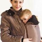 Слингокуртка (Зимняя куртка 3в1): беременность, слингоношение, обычная куртка
