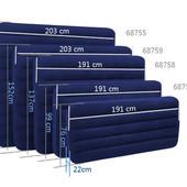 Надувные матрасы Intex 68757, 68758, 68759, 68765, 68755 Intex