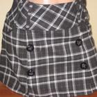теплая юбка 11-13 лет
