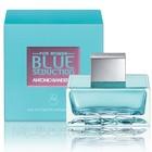 Женская туалетная вода Antonio Banderas Blue Seduction (свежий прохладный аромат), 50 мл