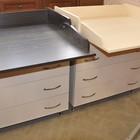 Пеленальный столик - комод пеленатор 4 ящика цвет уточняйте