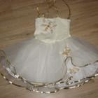 Нарядное платье для девочки 2-5 лет на утренник