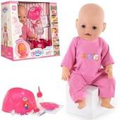 Кукла пупс Baby Born / Doll, Беби борн, бейби бон, берн 8801-1