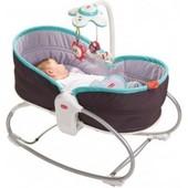 Кресло - кроватка - качалка 3 в 1 Мамина любовь Tiny Love!