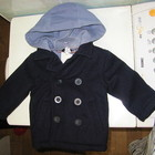 Стильное пальто JASPER CONRAN JUNIOR на мальчика р. 3-6мес