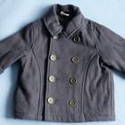 Пальто демисезонное для мальчика р.80