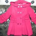 Пальто кашемировое для девочки 4-5 лет! в наличии!новое!