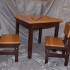 Комплект детской мебели из массива бука или дуба