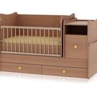 Детская Кровать-трансформер Cherry, (вишня) Bertoni.