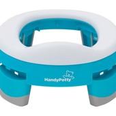 Дорожный горшок HandyPotty 3 в 1 и пакеты Potette Plus