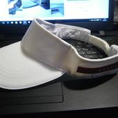 Prada Italy cotton tennis peaked cap козырек оригинал