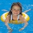 Swimtrainer круги для плавания желтый! Доставка бесплатно!