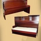 кровать-стол трансформер с антресолью