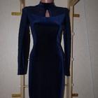 Платье вечернее бархатное Итальянское, только продажа