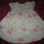 Платья, юбки, футболки брендовые б у от 68 до 108 см.