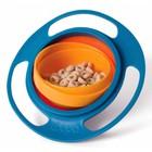 Тарелка-непроливайка (неваляшка) Gyro Bowl