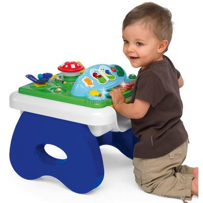 Напрокат игровой столик сhicco modo. фото №1