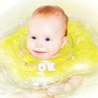 Круг поплавок на шею для купания новорожденного KinderenOK