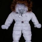 Детские зимние комбинезоны Монклер Очень Хорошее качество. Под заказ