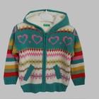 Кашемировый свитер на меху. Размеры: 2, 3, 4, 5, 6лет