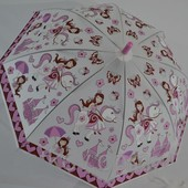 Детские зонты трость