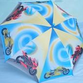 Детские зонты мальчикам мотоциклы