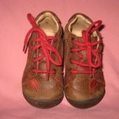 Кожаные ботиночки TSM - 19 размер