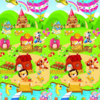 Игровые  экологически безопасные коврики  1,8х2,0м BabyPol