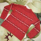 Мужской свитер,джемпер.Р-р L-XL.Очень теплый.