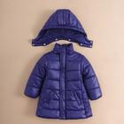 Стеганное пальто TM Mom and Bab мальчикам и девочкам. Евро зима.