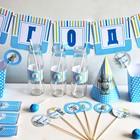 Оформление на первый день рождения 1 год Годовасие