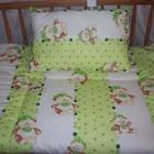 Новые наборы цветные антиаллергенные одеяла для деток+ подушка