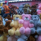 Мягкие игрушки до 1м70см,кресла,тапочки.Карнавальные костюмы и маски.