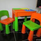 Мебельный комплект Tega Мамонт. Столик и два стульчика  Mamut
