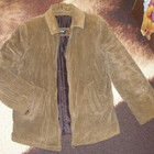 Мужская вельветовая куртка р. 48