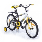 Azimut Детский двухколесный велосипед STITCH 20 диаметр azimut