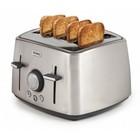 Тостер из нержавеющей стали для одновременного выпекания 4 тостов.
