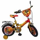 PROFI Велосипед детский мульт 14 Кунг-Фу Панда