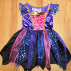 """Новогоднее платье """"Летучая мышь"""" для девочки 18-24 месяцев, 92 см"""
